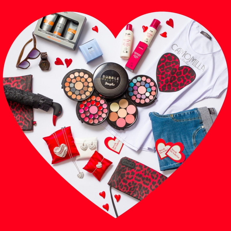 SHOPPING IN LOVE! Idee regalo per San Valentino