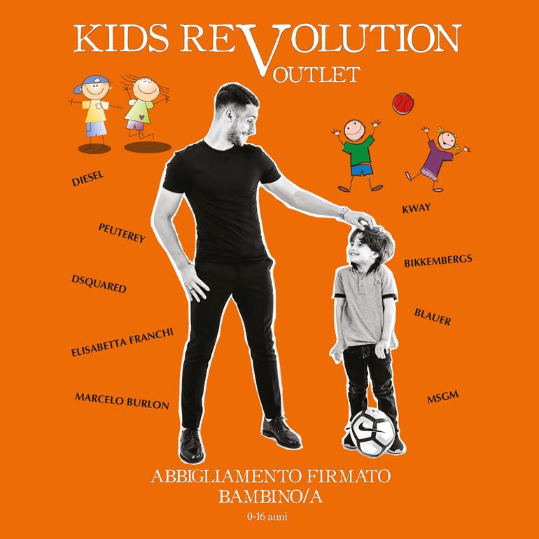 fb46f82175 Nuova apertura Kids Revolution Outlet
