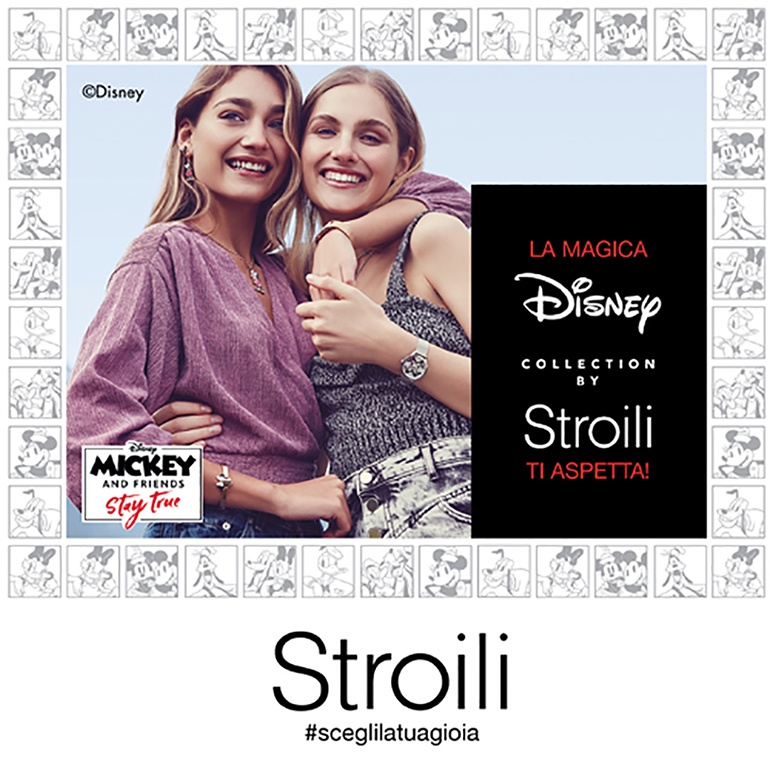 #DisneyCollectionbyStroili