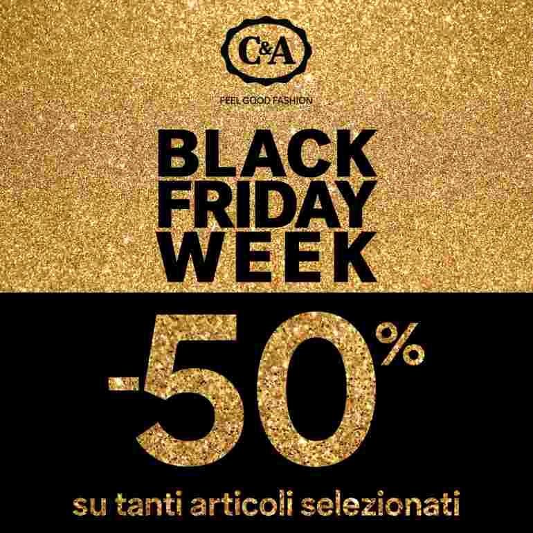 Enormt Black Friday Week CZ-78