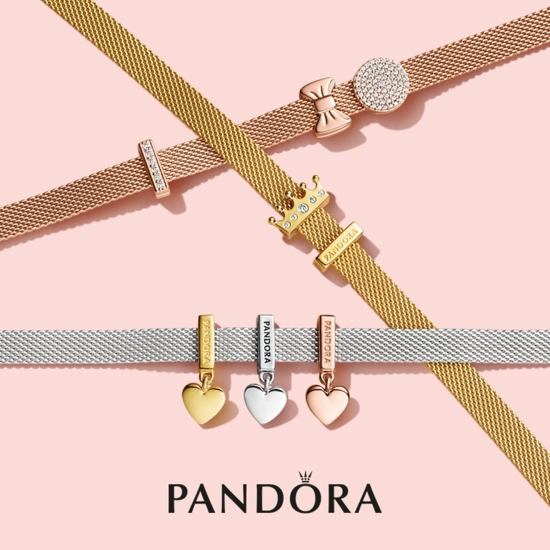comprare popolare fd0fb 365b3 Nuova collezione PANDORA Reflexions
