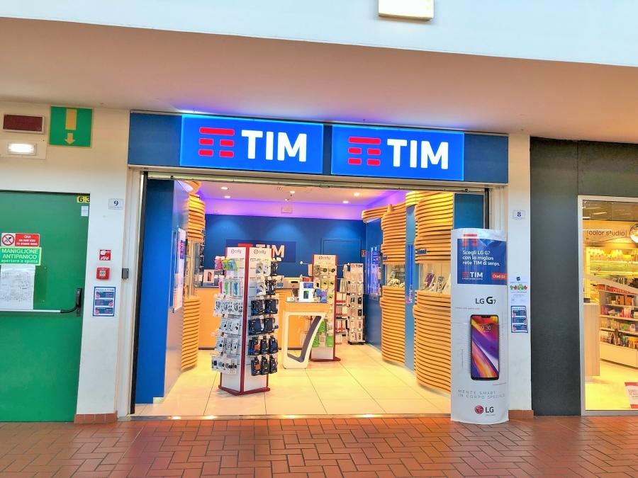 Centri Assistenza Tim.Centro Tim 4g Retail Area Arancione