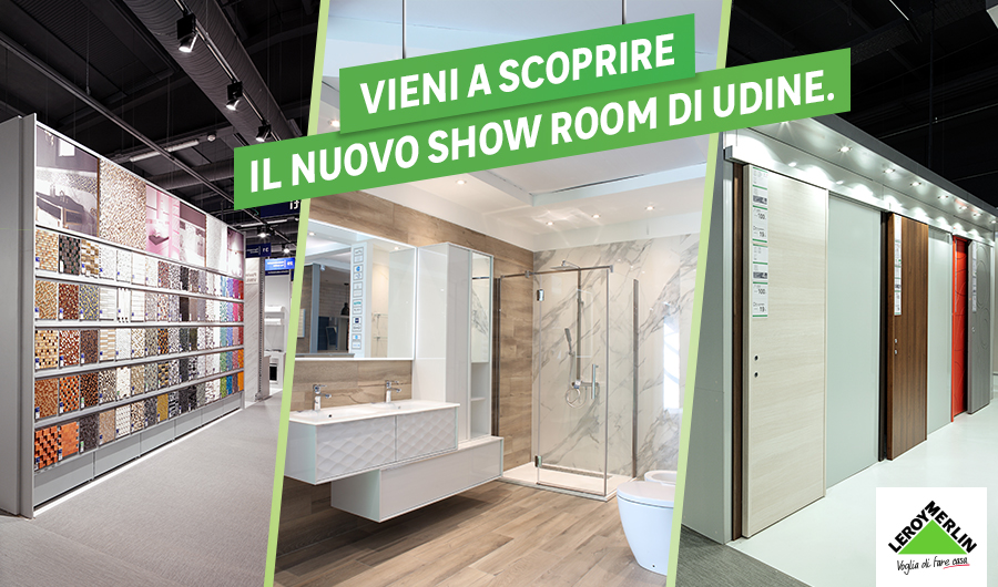 Leroy Merlin Show Room